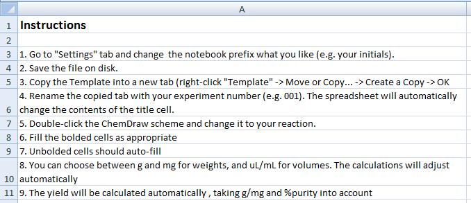 Excel Lab Notebook – Alex Zhurakovskyi Blog